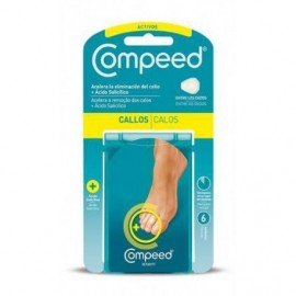 COMPEED ADVANCED CALLOS DEDOS 6 U