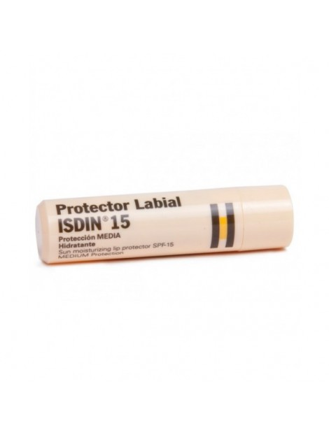 PROTECTOR LABIAL ISDIN FACTOR 15 4 G.